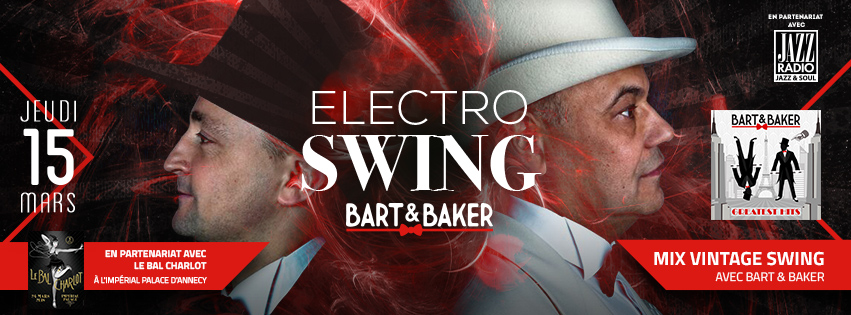 ELECTRO SWING PARTY ft. BART&BAKER;