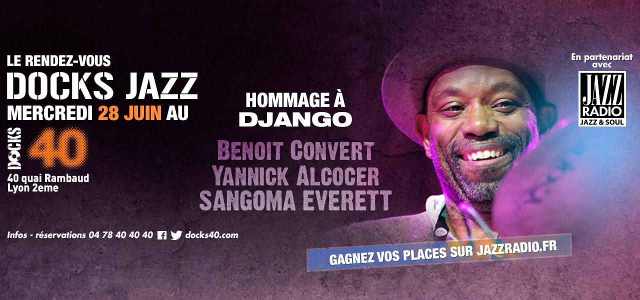 Mercredi Docks Jazz : Sangoma Everett
