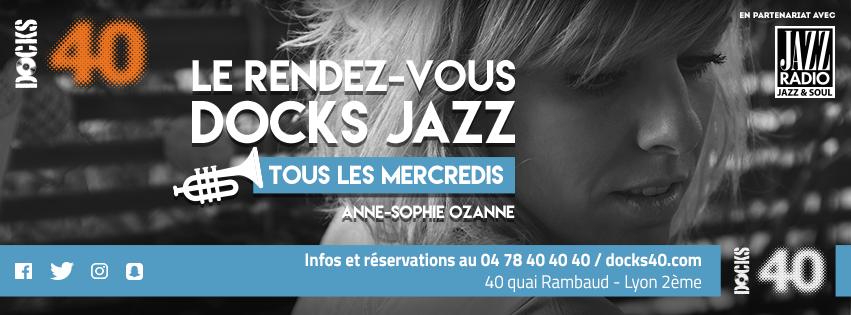 Tous les mercredis - DOCKS JAZZ - Jazz Vocal
