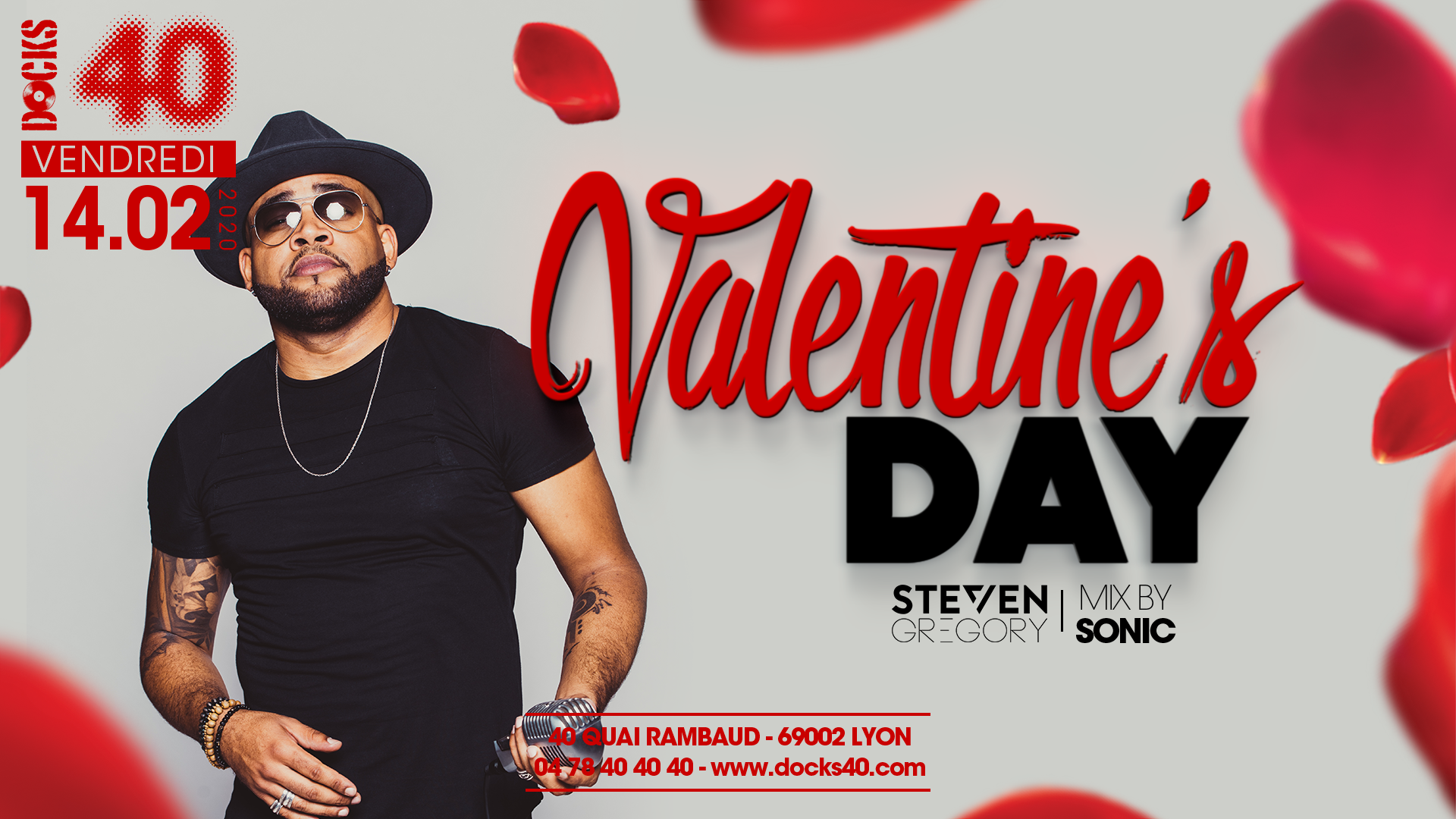 Valentine's Day - Steven Gregory