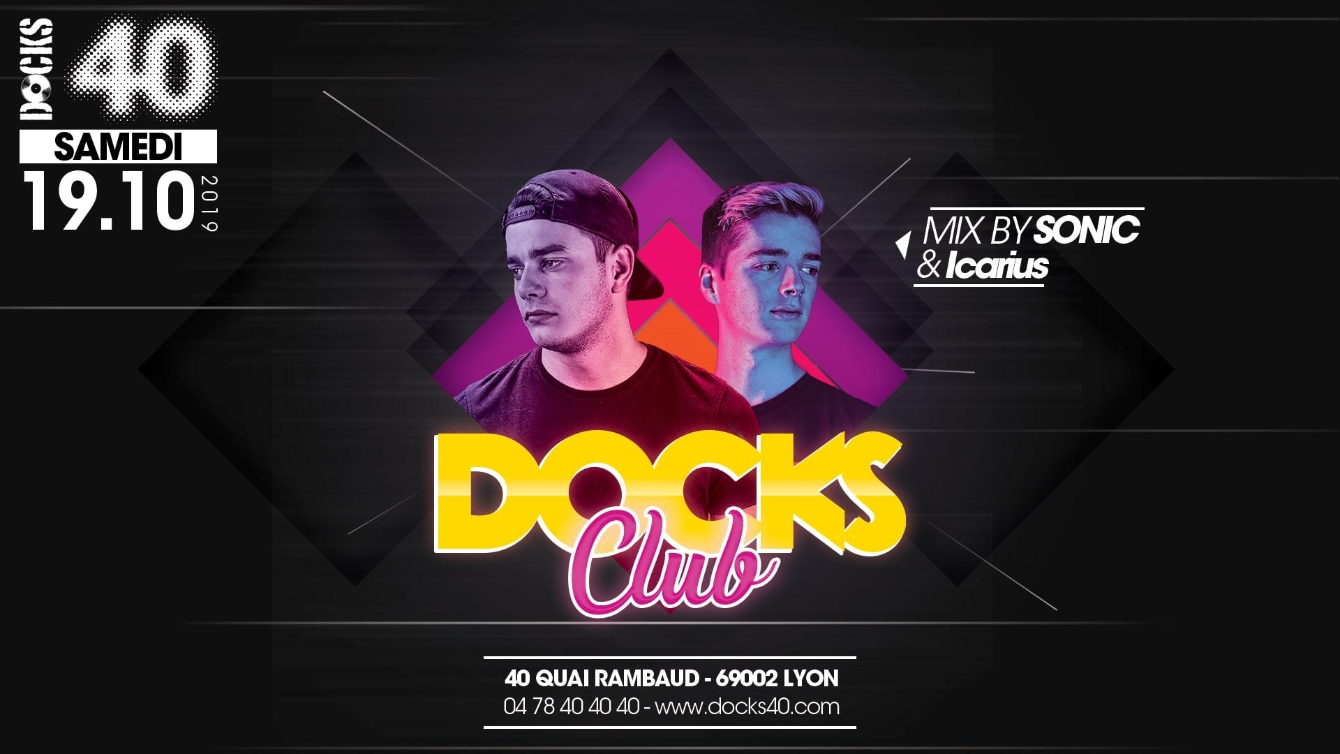 Docks Club - Icarius & Sonic