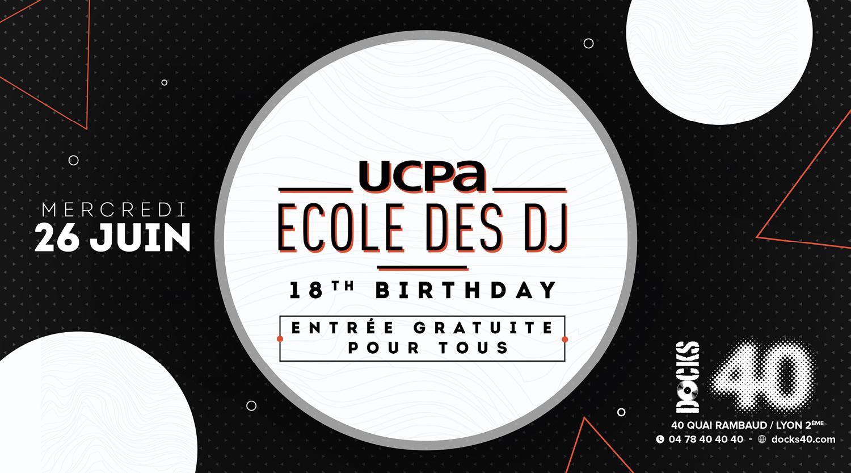 UCPA - écoles des DJ