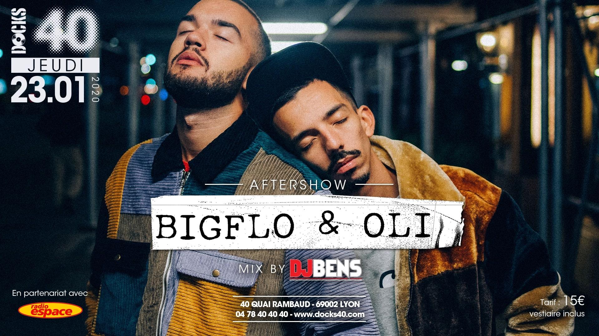 AFTERSHOW BigFlo et Oli DJ Bens