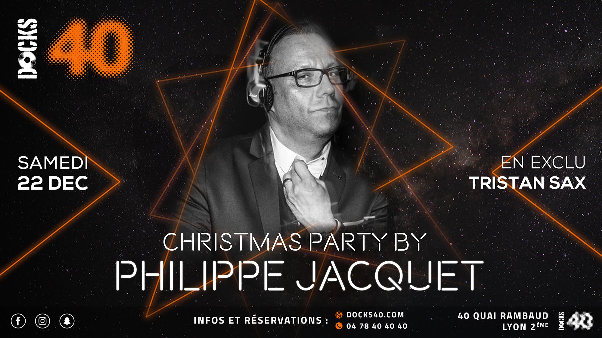 Christmas party By Philippe Jacquet et Tristan Sax