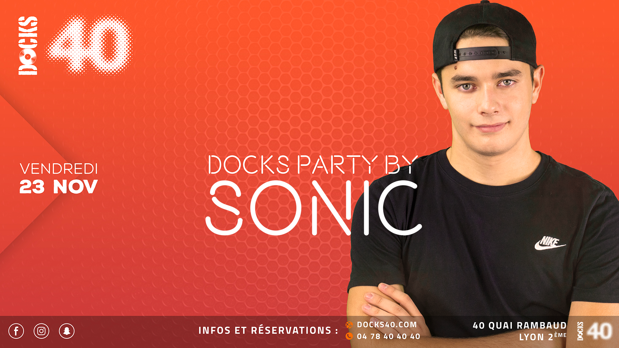 Docks party by SONIC